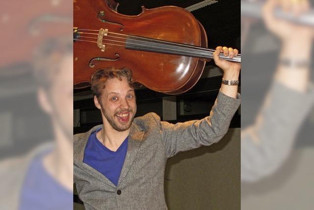 Debüt des neuen Dirigenten beim Musikverein Hausen