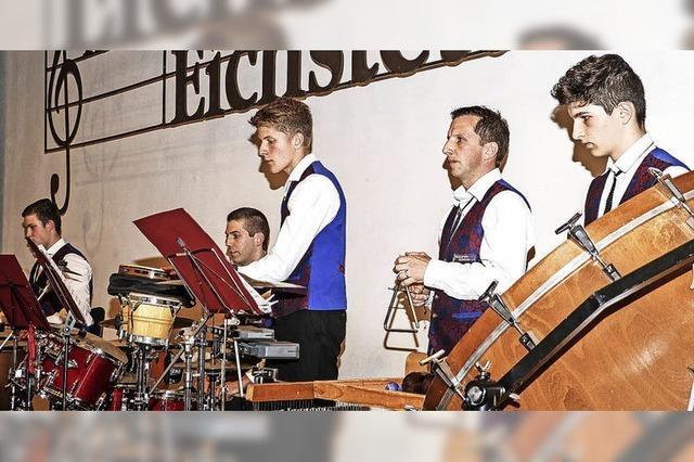 Virtuoses Orchester mit spürbarer Spielfreude