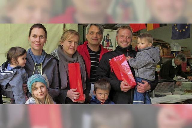 Marion Weber gewinnt die Berlin-Reise
