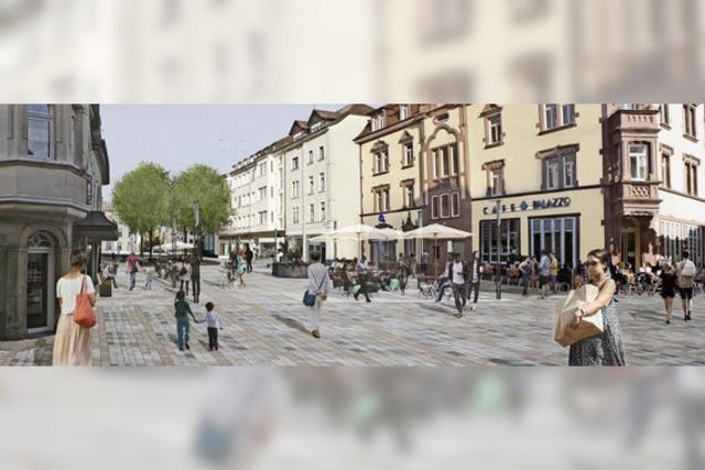 Lindenplatz wird zum teuren Pflaster