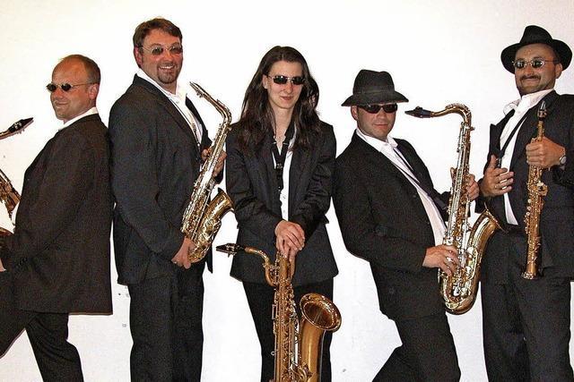 Saxofonklänge in Hasel