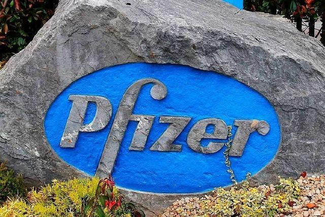 Pfizer investiert 30 Millionen Euro in das Freiburger Werk
