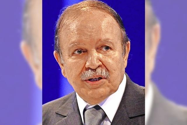 Der Frust der Algerier ist groß