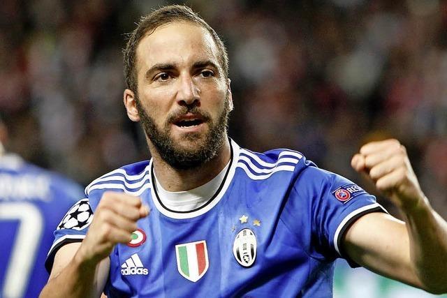 Juventus ist dem Endspiel ganz nahe
