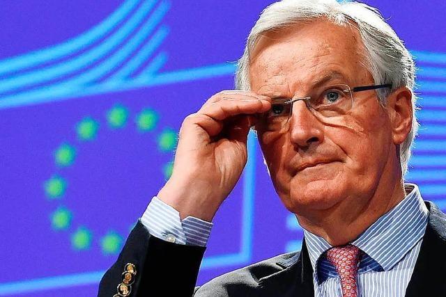 EU legt Prioritäten für Brexit-Verhandlungen fest