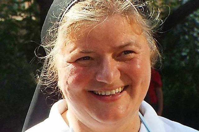 Schwester Bernarda verlässt Bad Säckingen