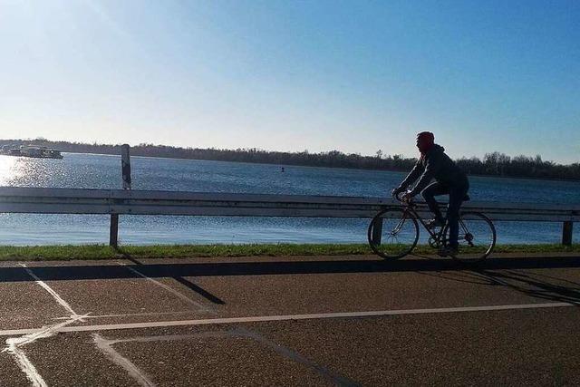 Fluch und Segen eines Flusses: Auf dem Rhein-Schuttertal-Radweg