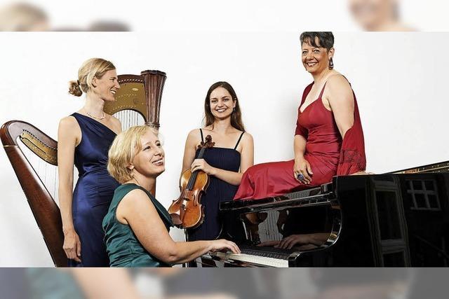 Ladies Classic Night in der Stadthalle in Wehr