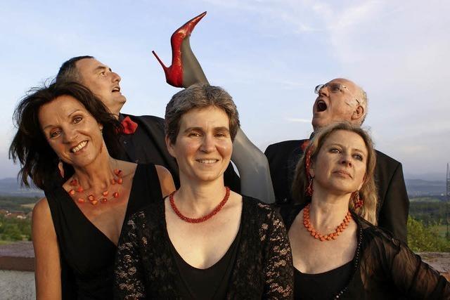 Onflagranti Vocal in Emmendingen