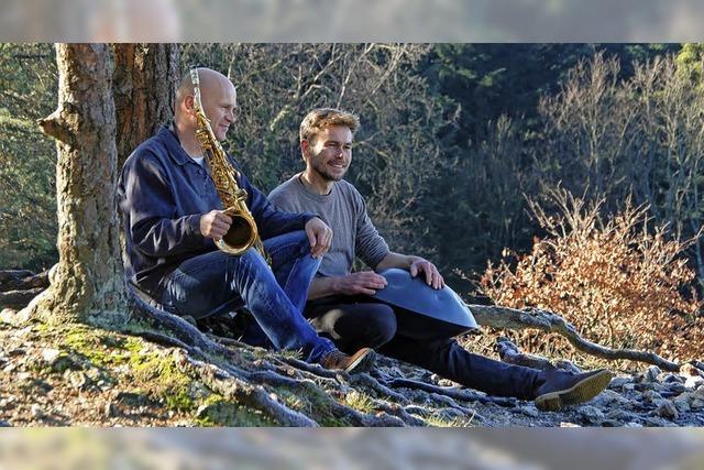 Tilo Wachter, Daniel Gebauer und Stefan Abels treten in Müllheim auf