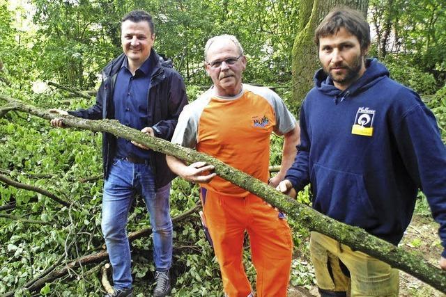 Kalvarienberg bleibt Erholungsgebiet