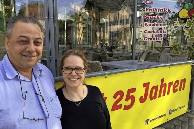 Seit 25 Jahren eiskalte Schleckereien