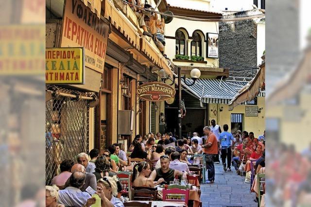 FLUCHTPUNKT: Thessaloniki – zum Schlemmen