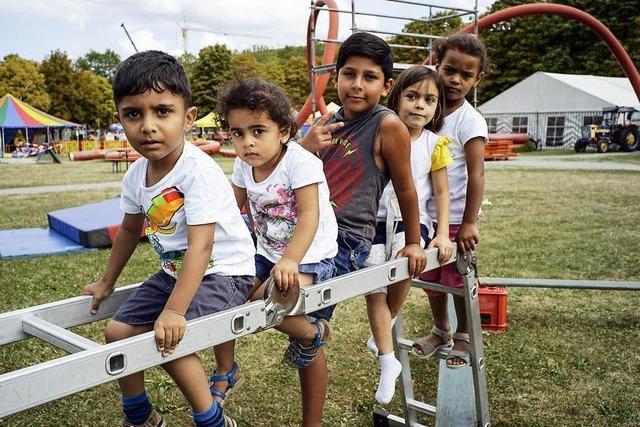 Freiburgs Flüchtlinge