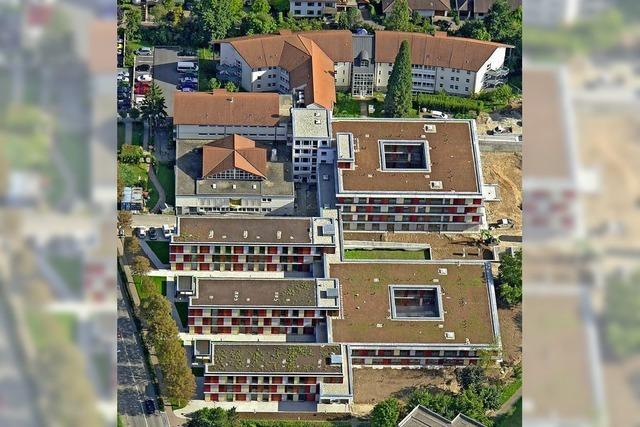Umbau des Pflegeheims verzögert sich