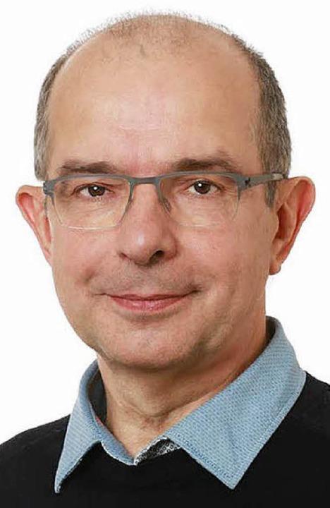Günter Hudasch,Meditationslehrer  | Foto: -