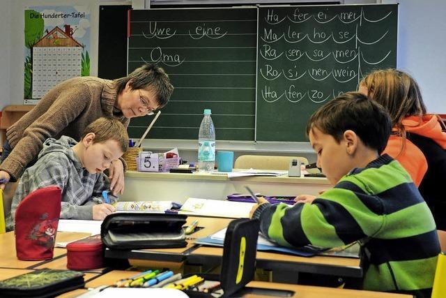 Probleme mit Inklusion: Zu oft alleingelassene Lehrer
