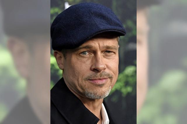 Nach der Trennung von Angelina Jolie gibt sich Brad Pitt geläutert