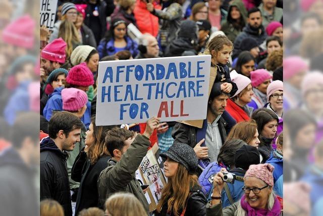 Republikaner torpedieren Obamacare