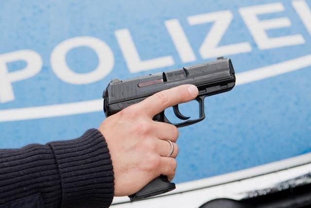 Polizist erschießt Reha-Patienten in Emmendingen – Pfefferspray zeigte wohl keine Wirkung