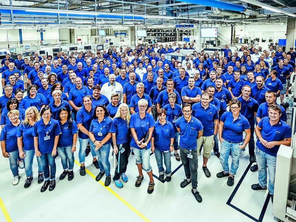 Hekatron Brandschutz und Hekatron Manu...r 100 besten Arbeitgeber Deutschlands.  | Foto: Hekatron