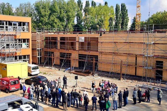Warum der Bau eines Schulhauses eine Million Euro billiger wird