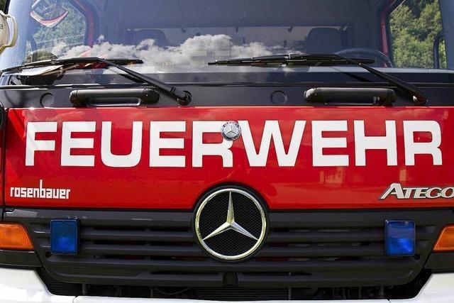Wartungsarbeiten lösen Brandalarm aus