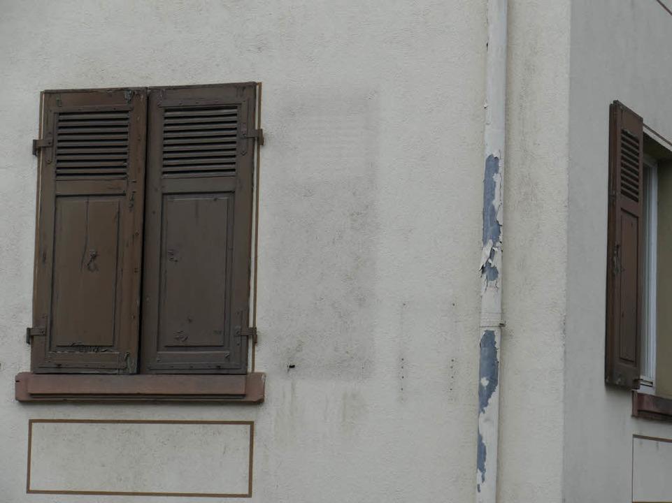 Die Fassade der Emmendinger Einrichtun...t einen Reha-Patienten erschossen hat.