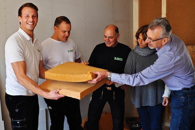 Allianz der Holzbauer für die Anschlussunterkunft