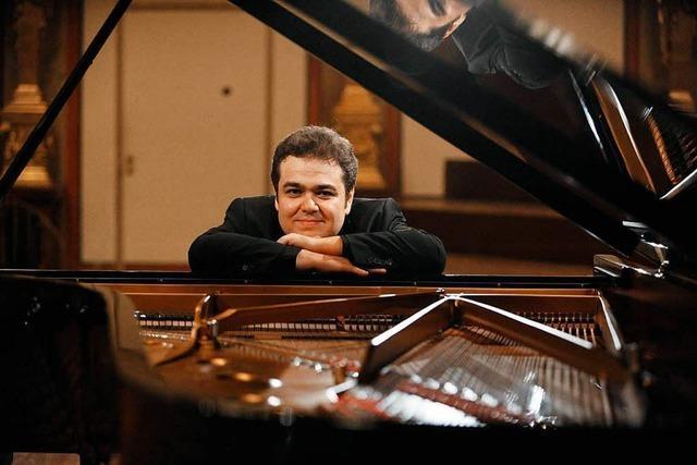Konzertverschiebung: Pianist Arcadi Volodos ist erkrankt