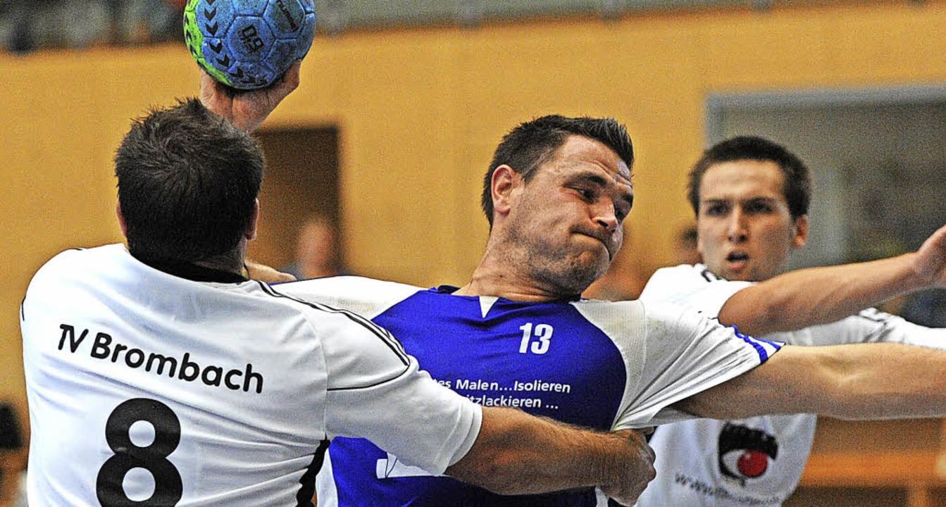 Bisher gegeneinander, künftig miteinan...aison 2011/12 mit  Markus Schönmüller)  | Foto: Meinrad Schön
