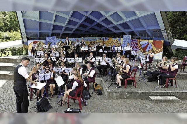 Sommermusik Stadtgarten