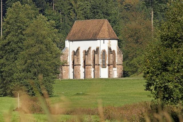 In der Tennenbacher Kapelle finden wieder Maiandachten statt