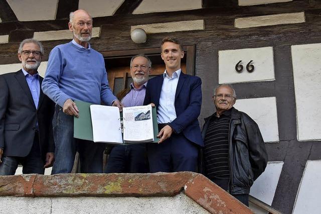 Gundelfinger wollen Fachwerkhaus an der Alten Bundesstraße 66 erhalten wissen