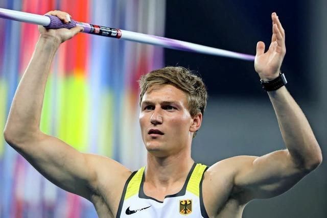 Erstaunliche Rekorde der deutschen Leichtathleten