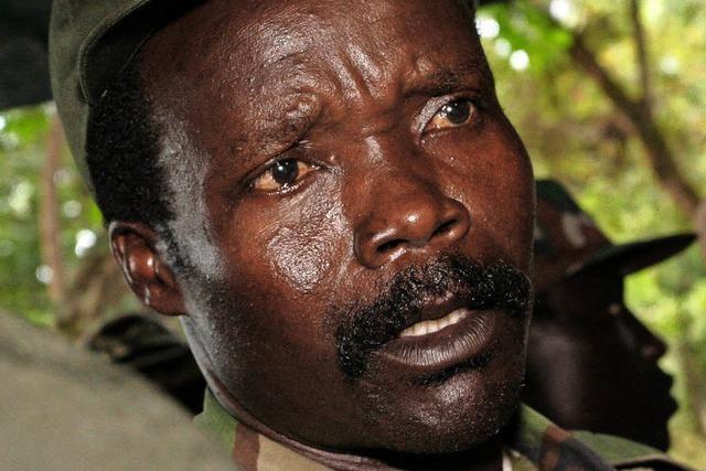 Washington und Kampala stellen Jagd auf Rebellenführer Joseph Kony ein