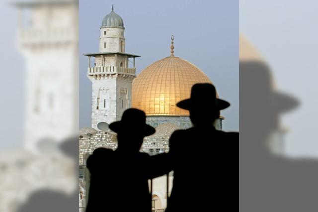 Bundespräsident Frank-Walter Steinmeier will Wogen in Israel glätten