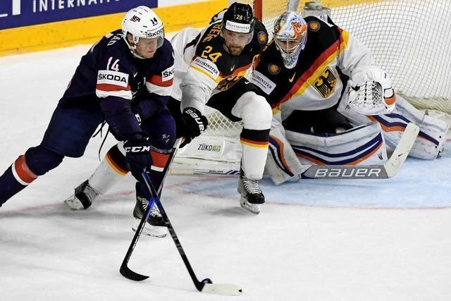 Deutschlands Eishockey-Cracks legen sensationellen Start hin