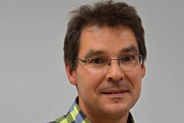 Biologe Armin Schuster: