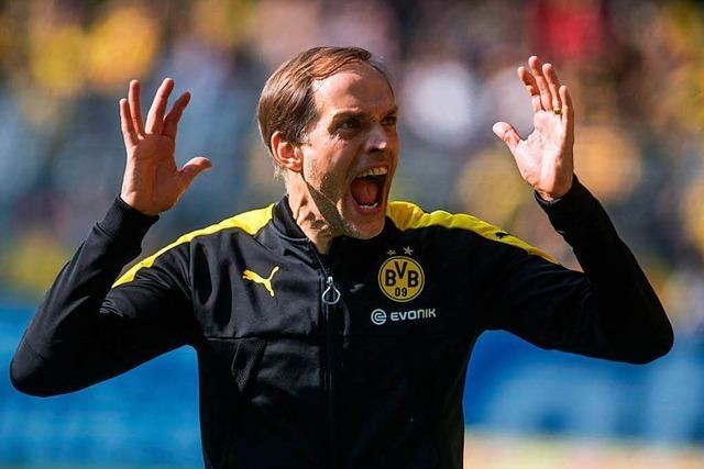 BVB erobert mit Sieg gegen Hoffenheim Rang drei - Darmstadt steigt ab