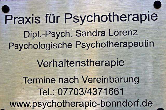 Professionelle Hilfe bei psychischen Erkrankungen