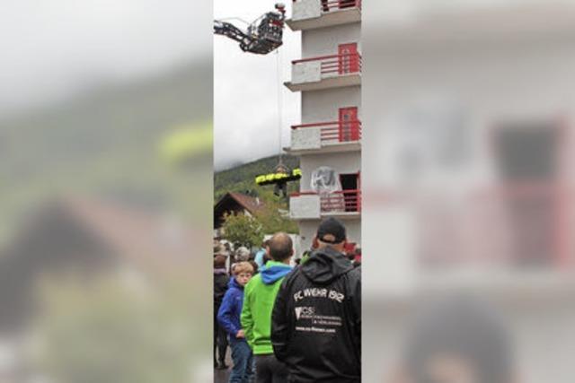 Feuerwehr zeigt Hightech-Geräte