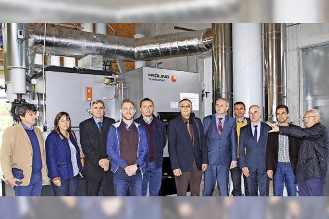 Energiegenossenschaft Breitnau – Anschauungsmodell für Europa