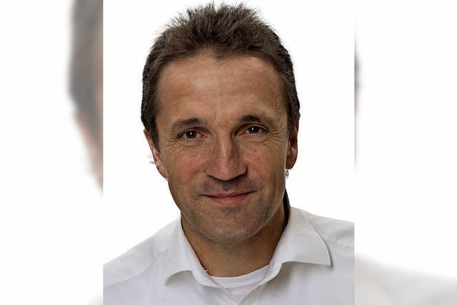Lukas Oßwald verlässt den Gemeinderat
