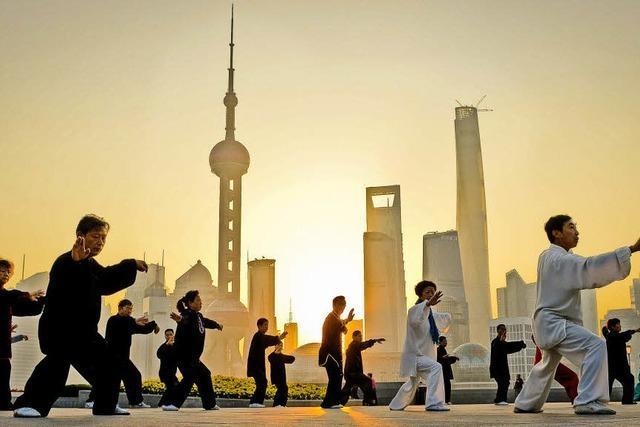 Chinas Häusermarkt läuft heiß und heißer