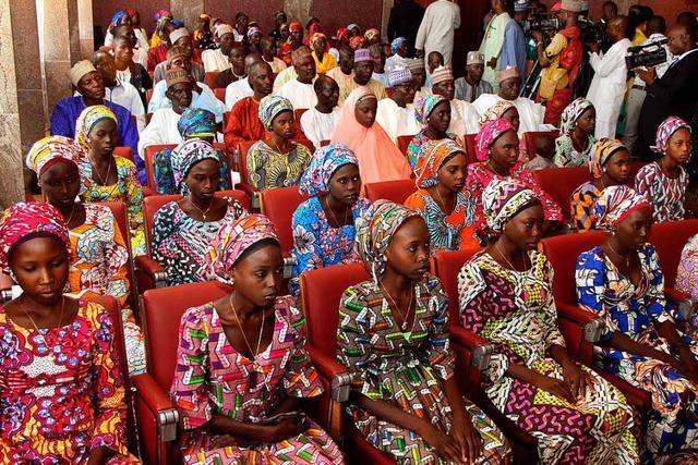Nigeria: Boko Haram lässt 82 entführte Mädchen frei