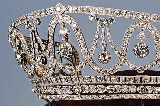 Diebe stehlen wertvolles Diadem aus dem Badischen Landesmuseum