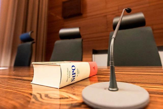 Freiburger Kommissar wegen Bestechlichkeit vor Gericht