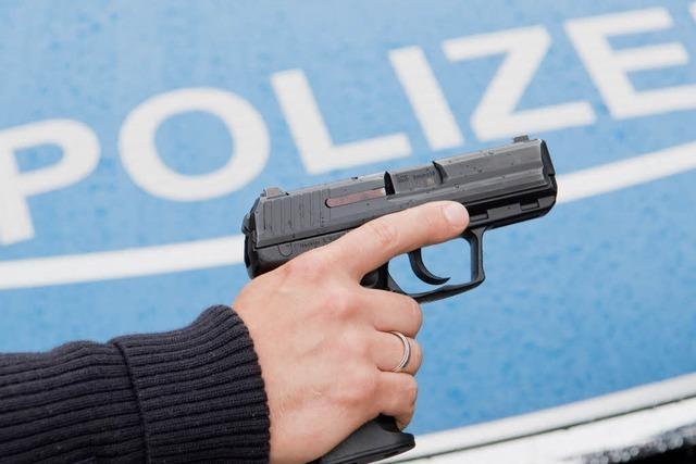 Polizei schoss dreimal auf 61-Jährigen – eine Kugel war tödlich