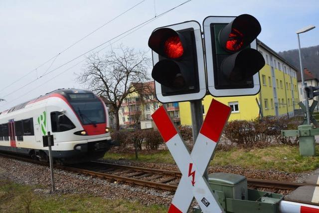 Baufahrplan für Bahnhalt Schlattholz steht